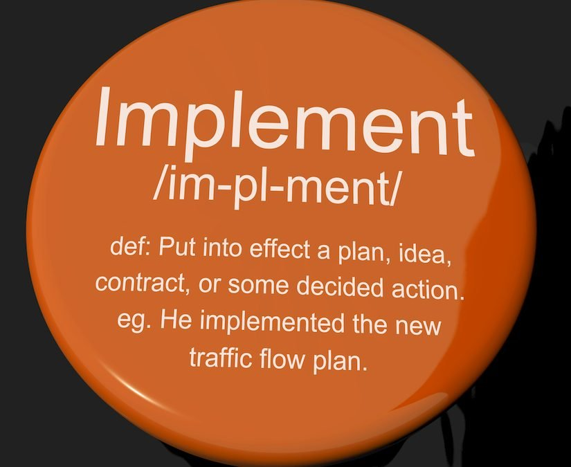 Project Management and Grammar: Finding your Nouns and Verbs